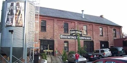 Lancaster Brewing Company at Speedwell Forge Bed & Breakfast