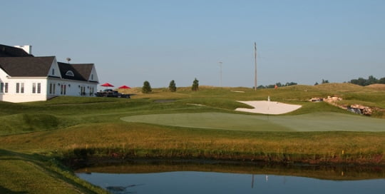 Royal Manchester Golf at Speedwell Forge Bed & Breakfast
