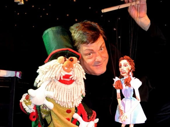 Lancaster Marionette Theatre at Speedwell Forge Bed & Breakfast