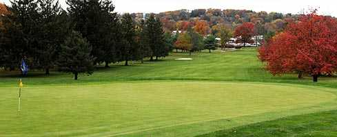 Overlook Golf at Speedwell Forge Bed & Breakfast