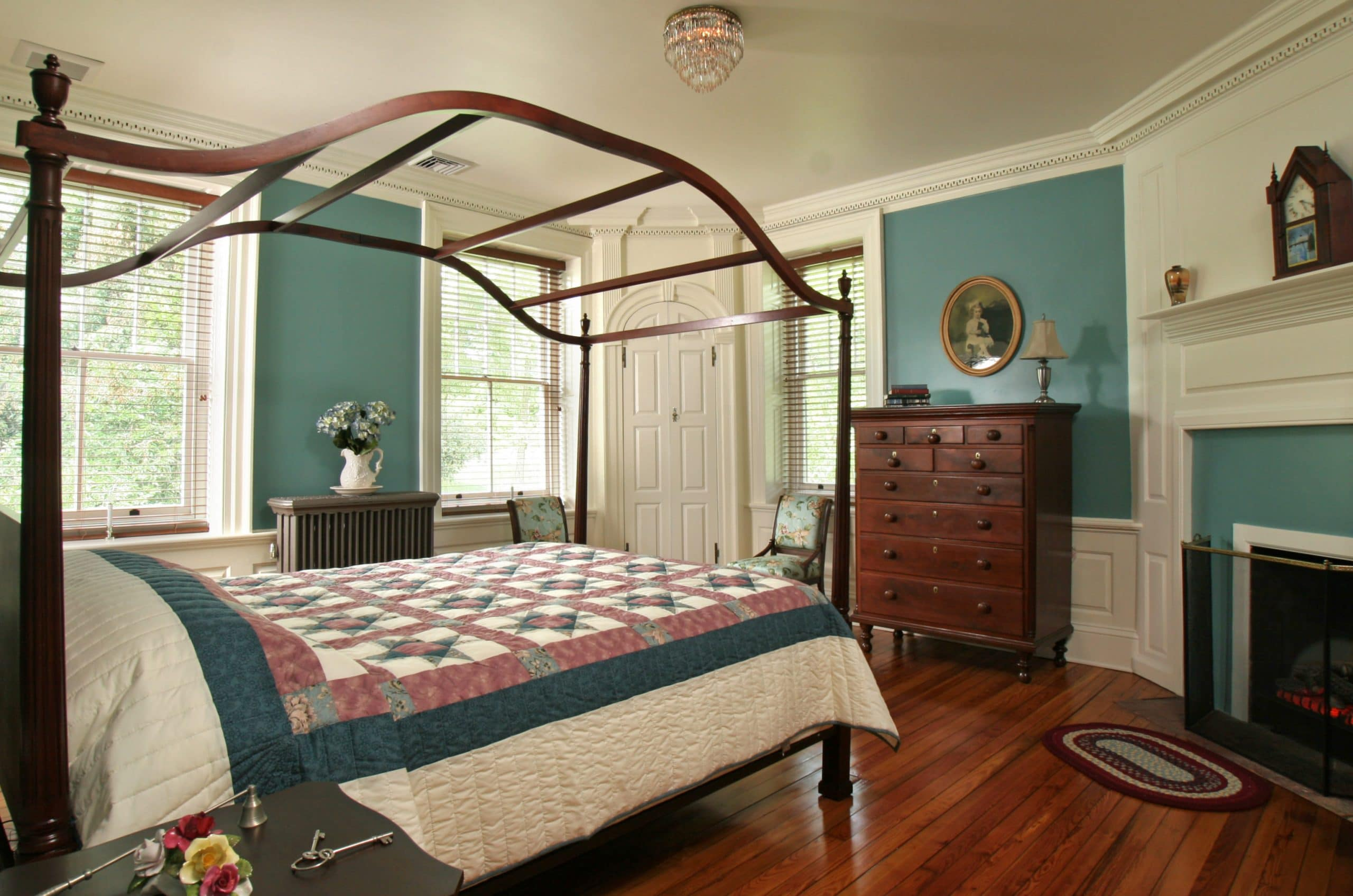 Kathryn's Room at Speedwell Forge Bed & Breakfast